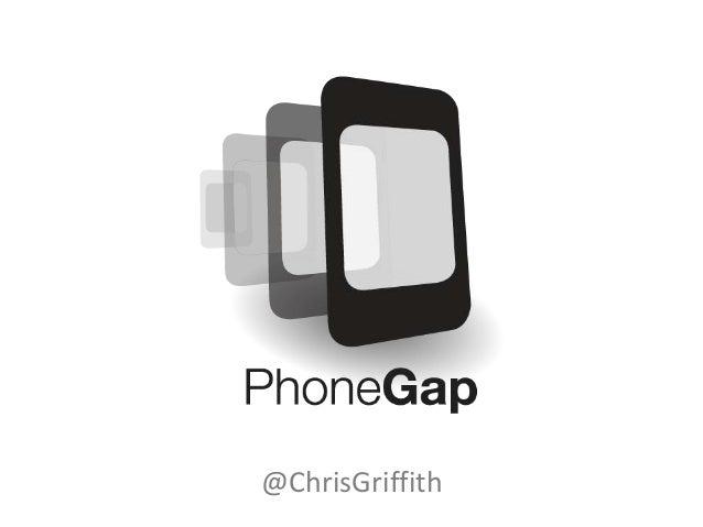 Intro to PhoneGap