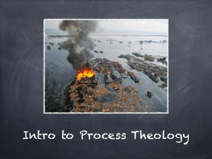 Intro to Process Theology