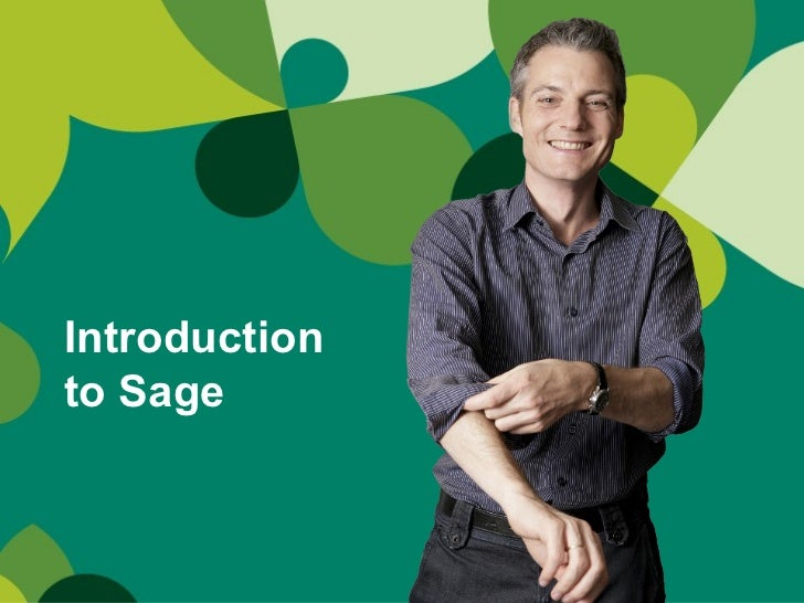 Introduction  to Sage