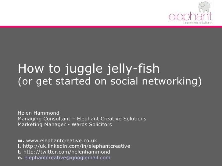 Intro to social media - CIPD