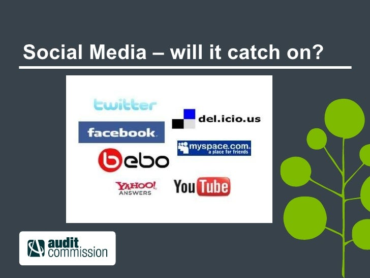 Internal workshop on Social Media
