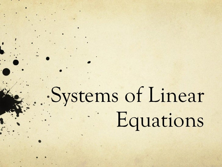 Intro to systems_of_linear_equations