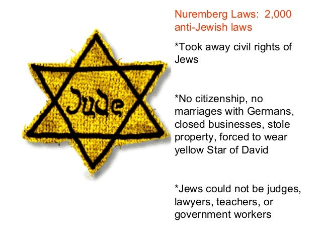 an introduction to the issue of german anti semitic thought Introduction to the holocaust and ethical problems facing the german people in which genocide would become the key focus of nazi antisemitism.