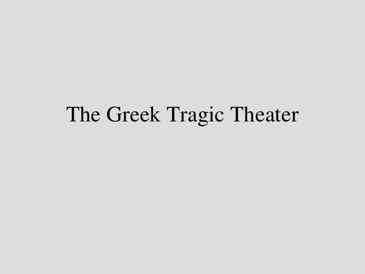 Intro to Tragedy