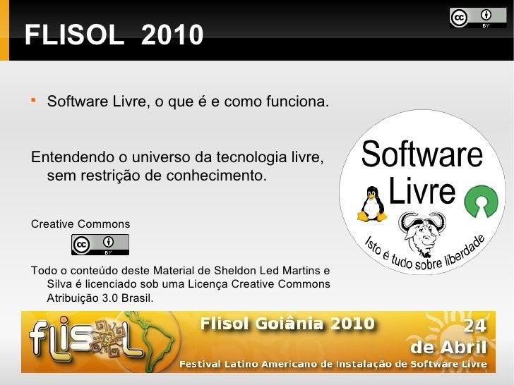 Introdução ao Software Livre