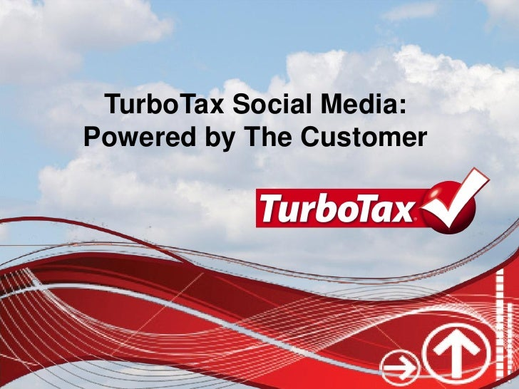 TurboTax Social Media: Powered by The Customer