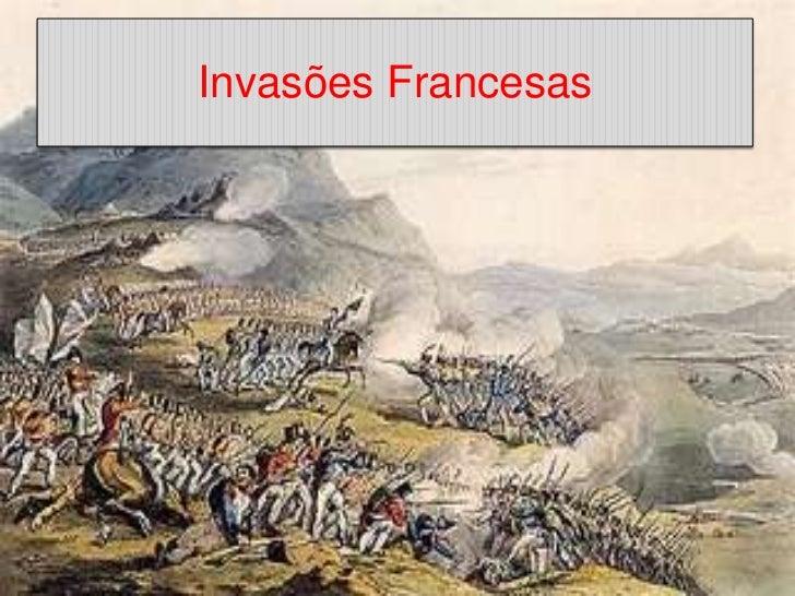 Invasões Francesas<br />