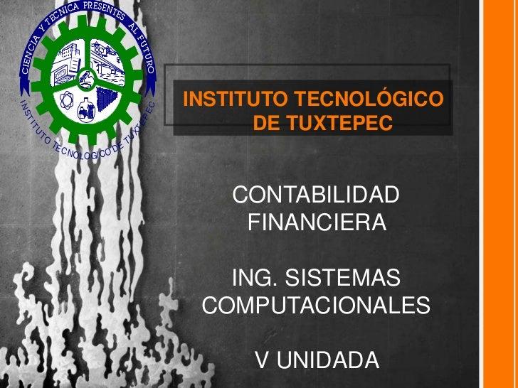 INSTITUTO TECNOLÓGICOIN                                                    EC ST                                          ...