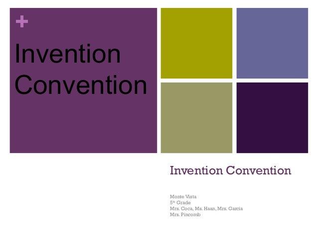 Inventionconventiontemplate1