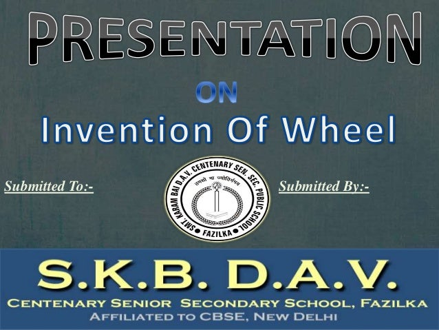 Inventions Wheel Invention of Wheel