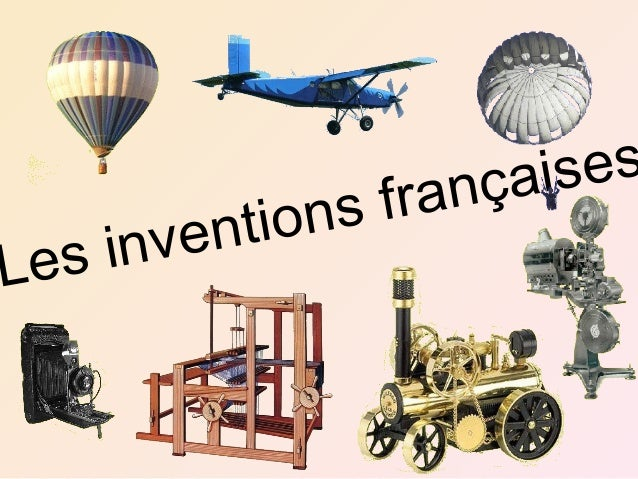 Inventions francaises (1)