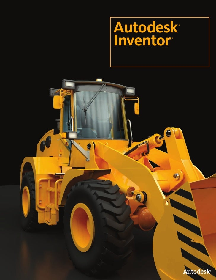 Inventor 2011 Detail Brochure
