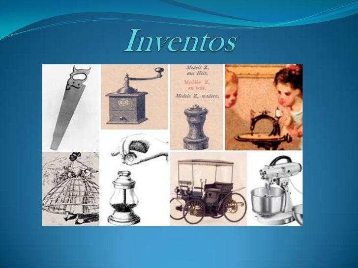 Diapositivas de inventos - Productos de la india ...