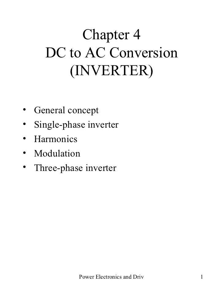 Inverter 2003