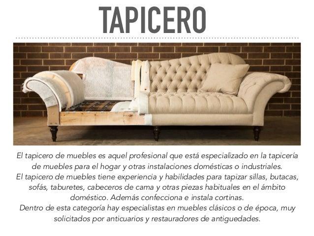 Investigacion tapizados de muebles - Tapiceria para sillas ...