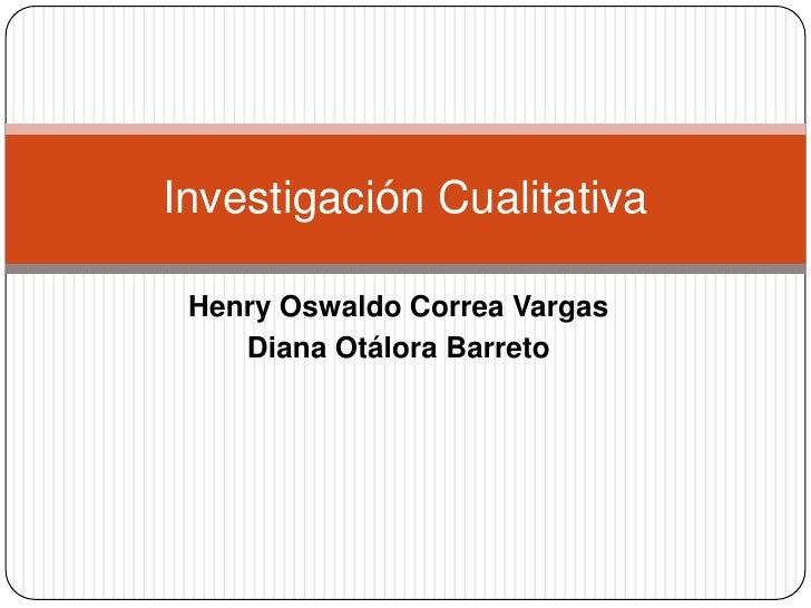 Investiga..