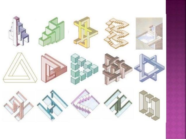 Investigaci n objetos imposibles - Figuras geometricas imposibles ...