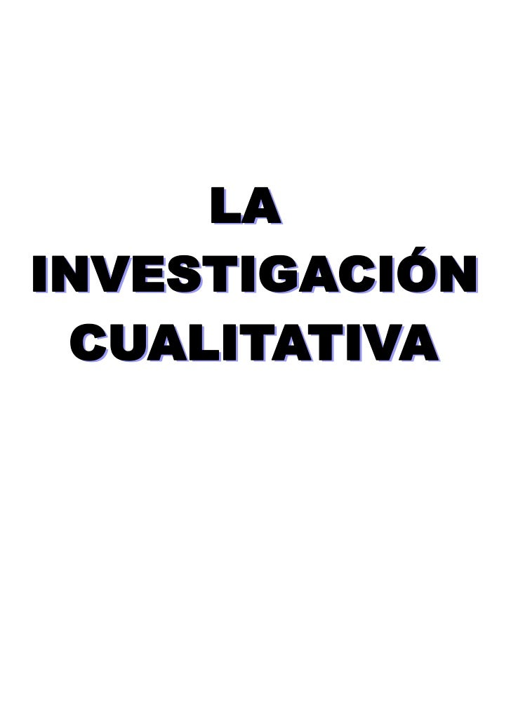 informantes claves investigacion cualitativa pdf