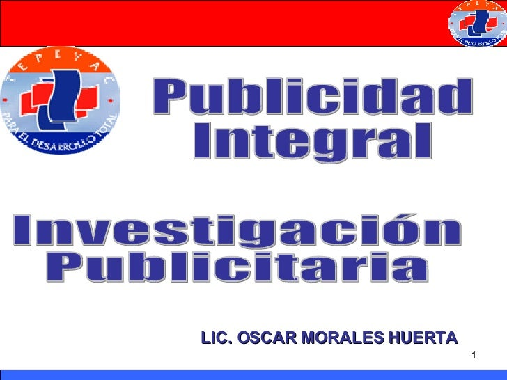LIC. OSCAR MORALES HUERTA                             1