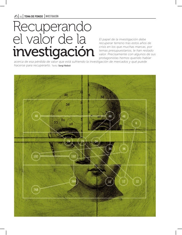 El futuro de la Investigacion de mercados online en España