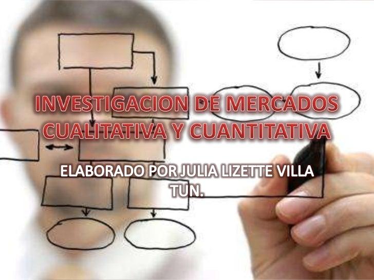INVESTIGACION CUALITATIVA • Metodología de la   investigación   exploratoria        sin   estructura, basada en   muestras...