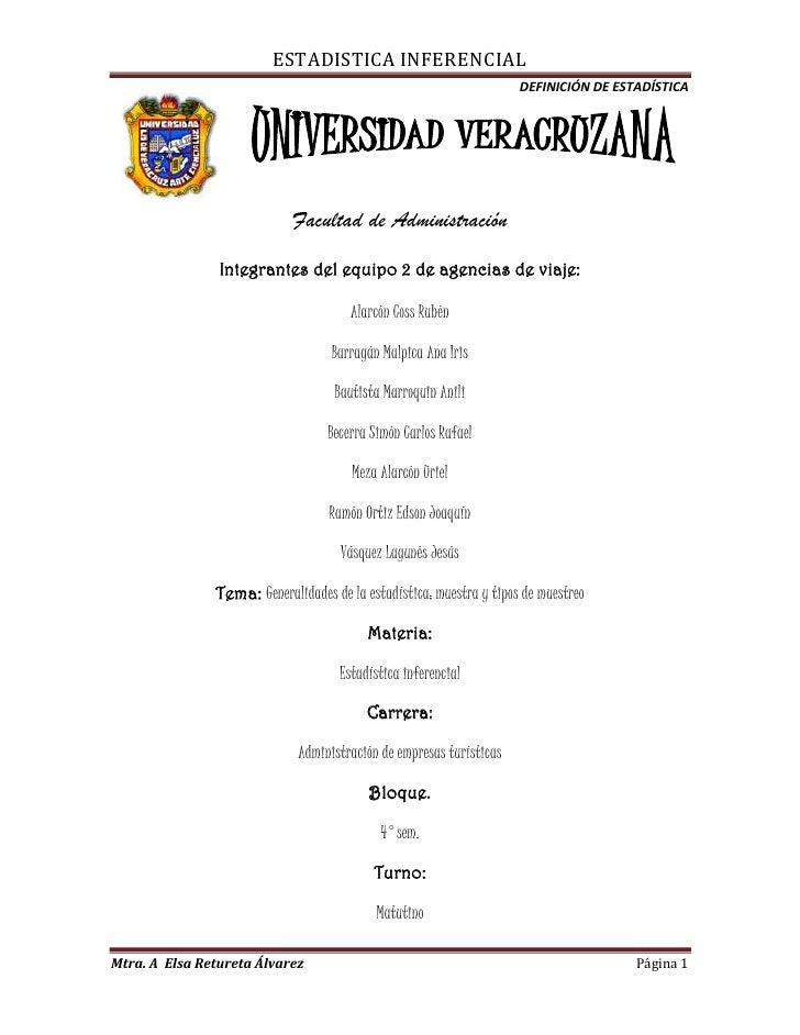 Facultad de Administración<br />Integrantes del equipo 2 de agencias de viaje:<br />Alarcón Coss Rubén<br />Barragán Malpi...