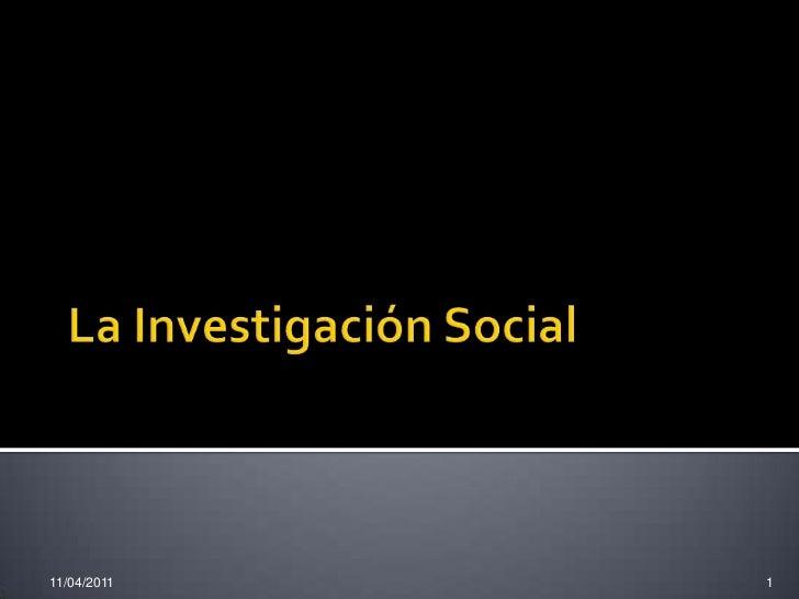 Investigacion social 32