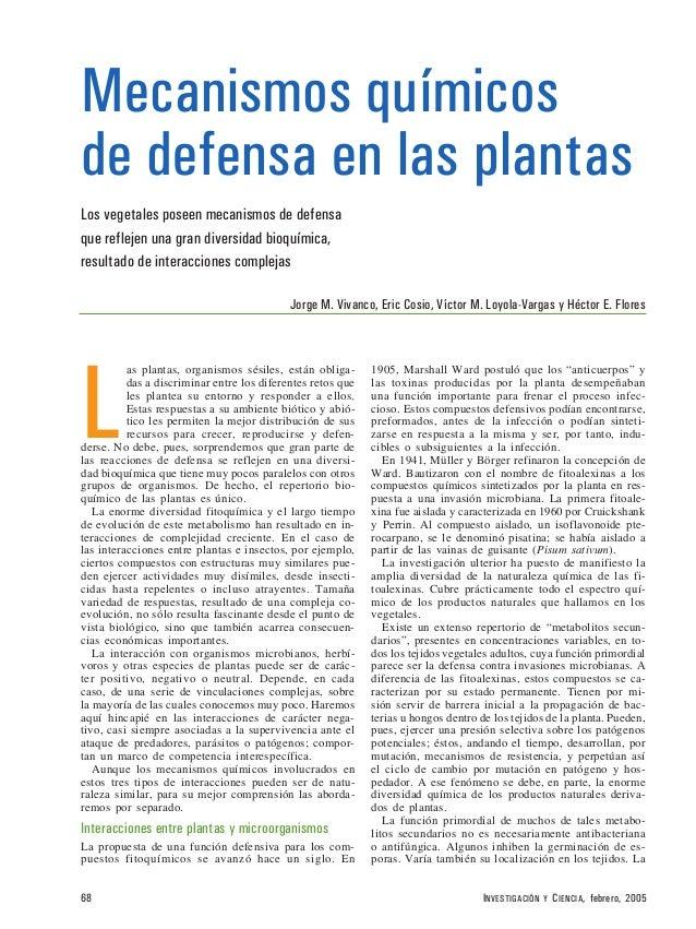 Las plantas, organismos sésiles, están obliga-das a discriminar entre los diferentes retos queles plantea su entorno y res...