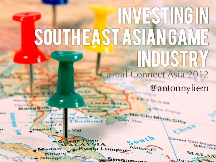 Investing in South East Asia casual game Industry