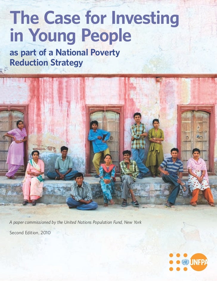 Case of Investing in Young People, 2010