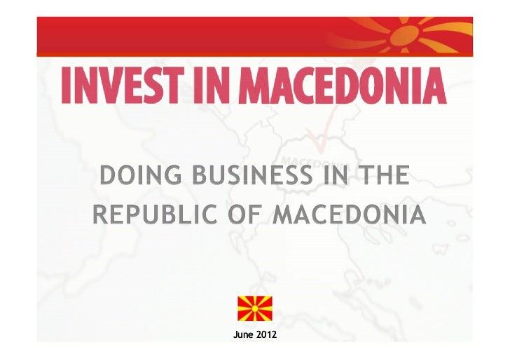 Invest in macedonia   hristijan delev