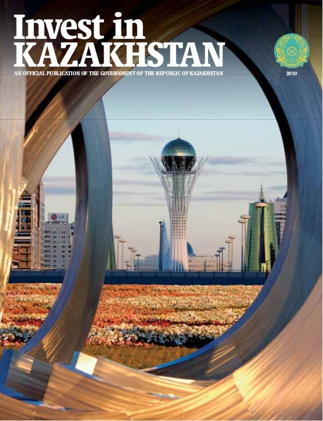 Invest in Kazakhstan 2011