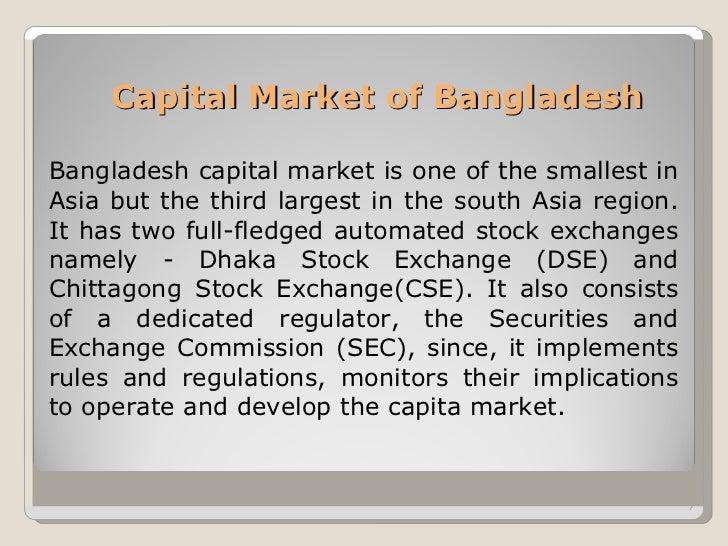 bangladesh capital market