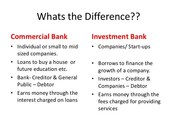 How to answer Why investment banking?