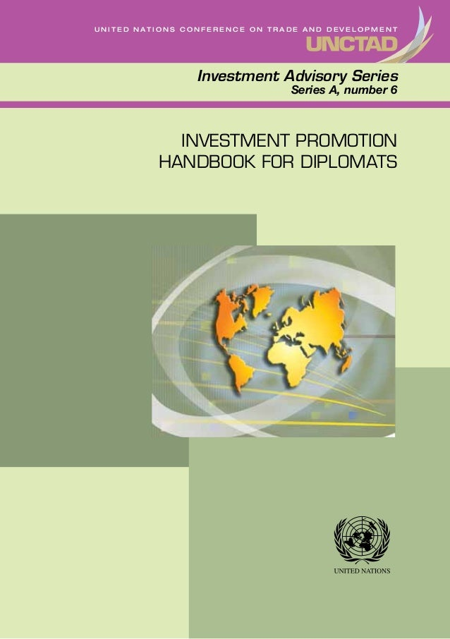 Investment promotion handbook for diplomat