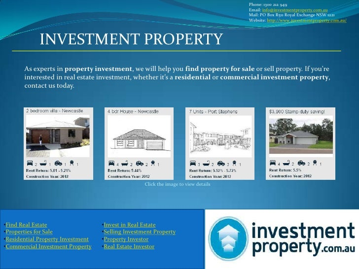 Phone: 1300 212 949                                                                                     Email: info@invest...
