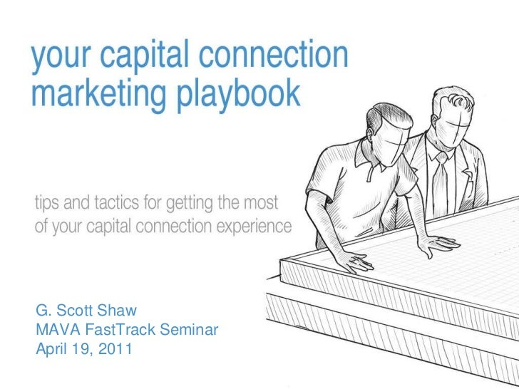 The Venture Capital and Investor Conference Marketing Playbook