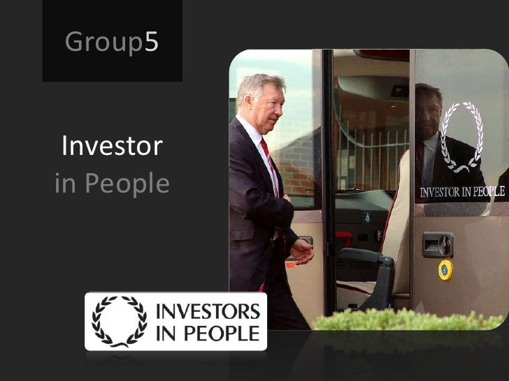 Group5 Investorin People