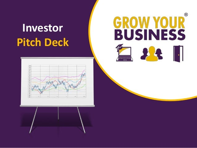 investor pitch deck template for business plan start up investment. Black Bedroom Furniture Sets. Home Design Ideas