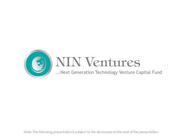 NIN Ventures Investor Presentation