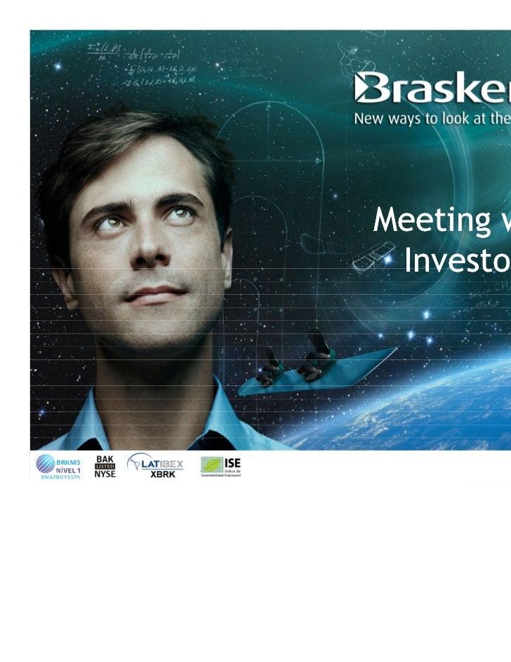 Investors presentation   btg pactual latin american ceo conference