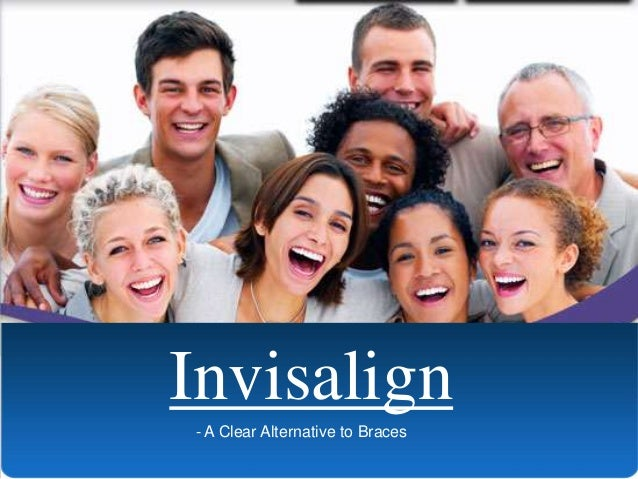 Invisalign - A Clear Alternative to Braces