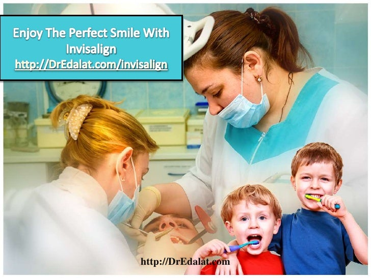 Enjoy The Perfect Smile With Invisalign