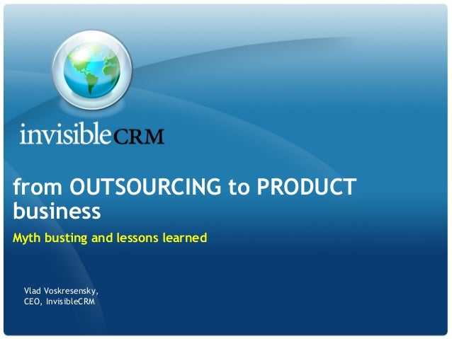 Invisible crm lviv outsourcing forum