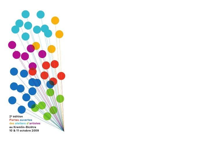 2e édition Portes ouvertes des ateliers d'artistes au Kremlin-Bicêtre 10 & 11 octobre 2009