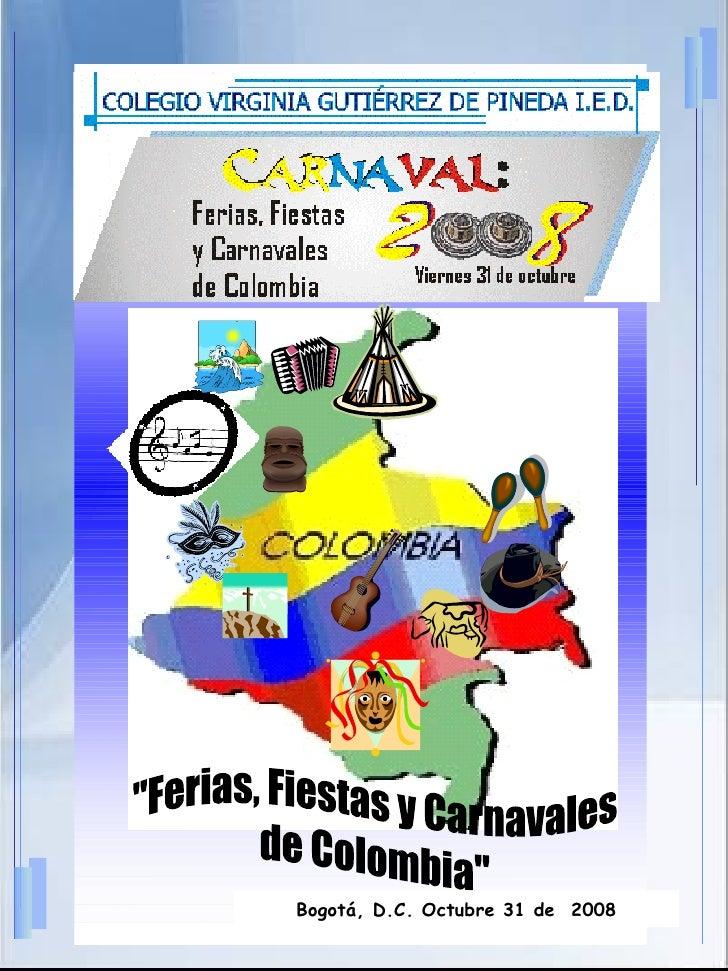 INVITACION CARNAVAL