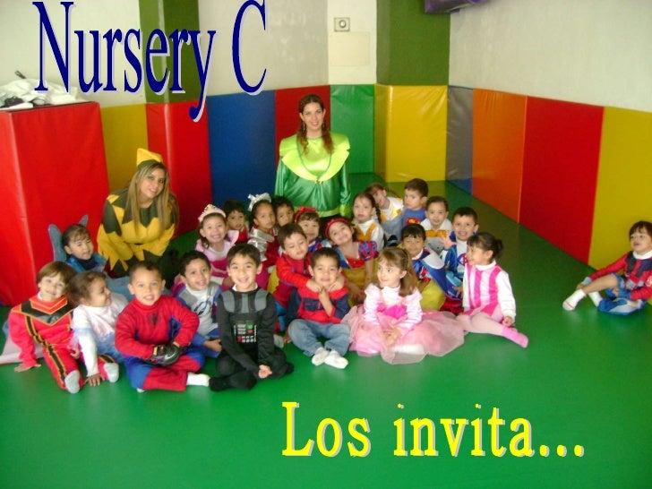 Nursery C Los invita...