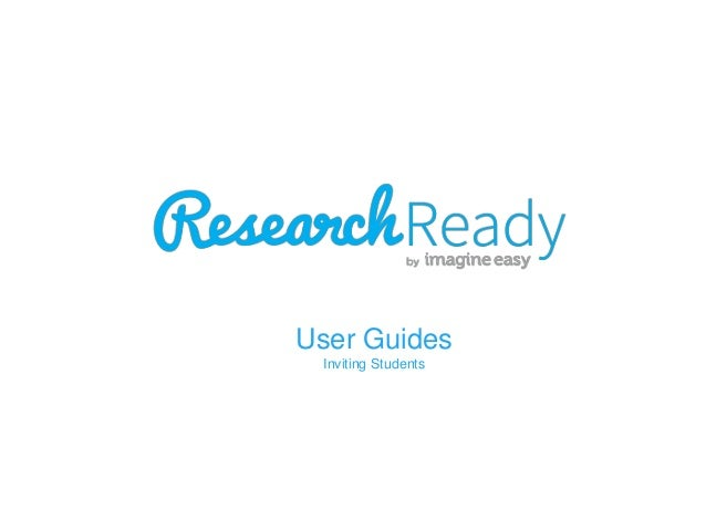 User Guides Inviting Students