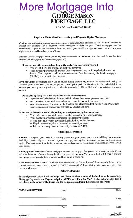 Io And Poa Disclosure Booklet2