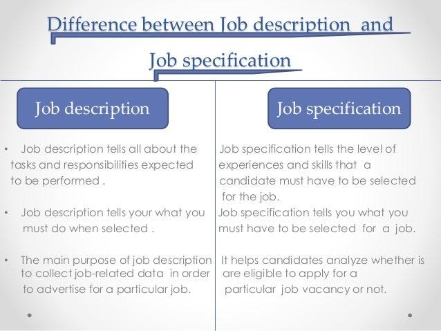 data management job description